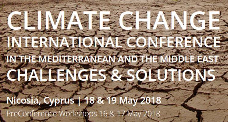International Climate Change Conference in the Mediterranean and the Middle East