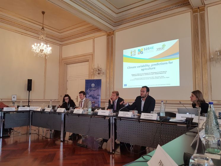 VISCA at UfM Climate Week 2019