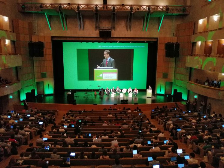 VISCA at the 4th European Climate Change Adaptation conference