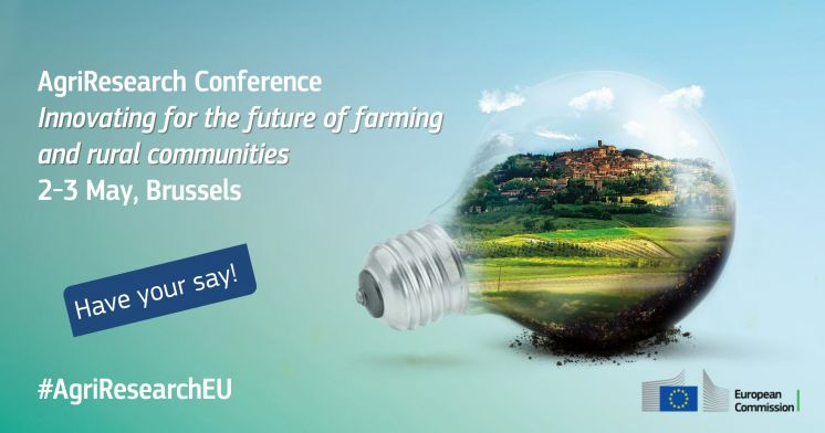 AgriResearch Conference - Innovating for the future of farming and rural communities