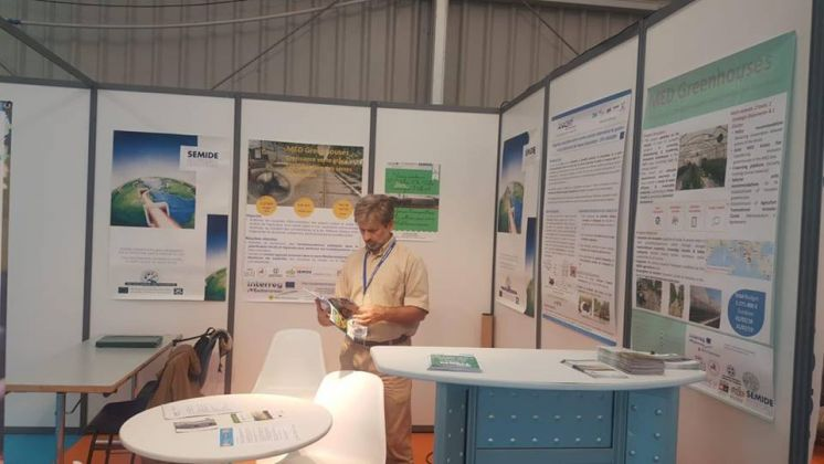 VISCA project at Med'Agri 2018