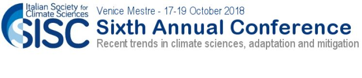 "SISC Sixth Annual Conference: ""Recent trends in climate sciences, adaptation and mitigation"""