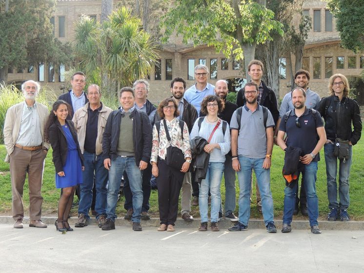 VISCA Kick-off Meeting : A Fruitful Start for the First Blocks of the Integrated Smart Climate Application