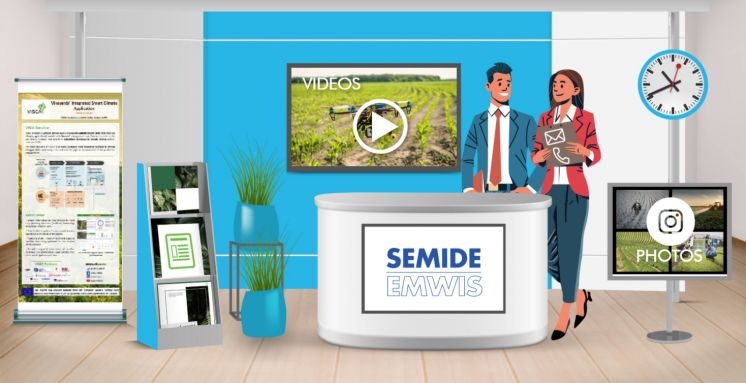 VISCA at Med'Agri 2020: Virtual stand and a live presentation!