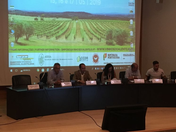 VISCA at the 11th Alentejo Vine and Wine Symposium